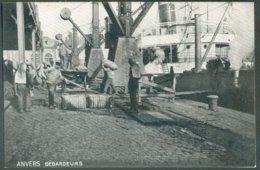 C.P. Neuve ANVERS DEBARDEURS Port Navire Ca. 1905 - 14599 - Antwerpen