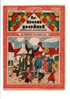 LE BON POINT AMUSANT N° 1121   24/5//1934  - LE GAGNANT DU GROS LOT - Autre Magazines