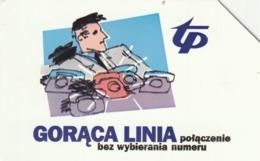 POLONIA. Goraca Linia. 25U. 527. (232) - Polonia