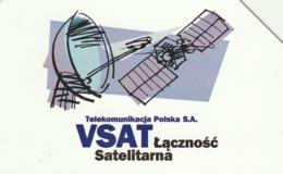 POLONIA. VSAT - Satellite Connection. 25U. 535. (233) - Polonia