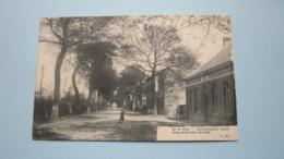 Antwerpsche Steenweg, Zicht Naar De Stad - Chaussée D'Anvers Vue De La Ville ( N. 23 ) Anno 1905 ( Zie Foto Details ) ! - Turnhout