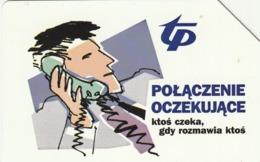 POLONIA. Awaiting Connection. 25U. 607. (234) - Polonia
