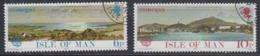 Europa Cept 1977 Isle Of Man 2v Used (44667) - 1977