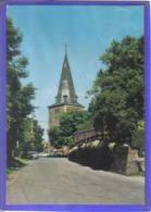 Carte Postale Belgique Sart-Lez-Spa  L'église Très Beau Plan - Belgique