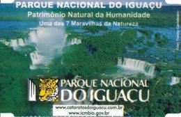 Brasilien Iguacu Eintrittskarte 2015 Iguacu Wasserfälle Nationalpark UNESCO Welterbe - Tickets - Vouchers