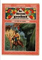 LE BON POINT AMUSANT N° 1129   19/7/1934   LE PONT DU DIABLE - Magazines Et Périodiques