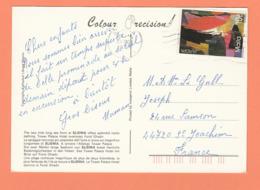 MALTE - FOND GHADIR SLIEMA - TIMBRE EUROPA N° 883 - Malte