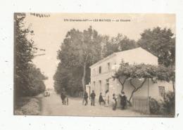 Cp , 17 ,  LES MATHES ,la Douane, Vierge ,ed. Bruaun - Les Mathes