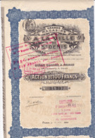 Alb 4) Actions & Titres > Grands Magasins A La Ville De St Denis 1910N=7 - Andere
