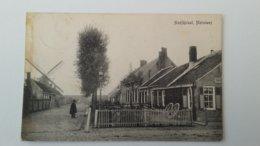 HOOFDPLAAT - MOLENWEG 1909 - Sluis