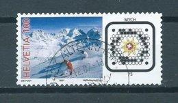 2007 Switzerland Internet Used/gebruikt/oblitere - Zwitserland