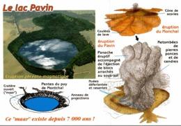 63 LE LAC PAVIN - France