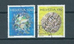 2009 Switzerland Complete Set Hans Erni Used/gebruikt/oblitere - Used Stamps