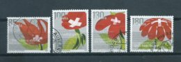 2009 Switzerland Complete Set Art,kunst Used/gebruikt/oblitere - Used Stamps