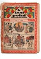 LE BON POINT AMUSANT N°955  19/3/1931  PIF ET POUM - Magazines Et Périodiques