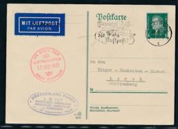 DR.-Beleg  LZ 127   (oo9781  ) Siehe Scan - Allemagne