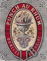 PUNCH AU RHUM / QUALITE SUPERIEURE / LATAPIE / TOULOUSE - Rhum