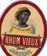 RHUM VIEUX JAMAIQUE / RARE - Rhum