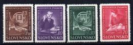 Serie  Nº 70/3   Eslovaquia - Nuevos
