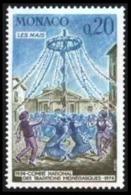 TIMBRE MONACO - 1973 - Nr 940 - NEUF - Monaco