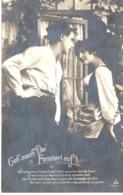 Geh'mach Dei' Fensterl Auf ! - Liebe Liebespaar Fensterln Ca 1920 - Fotografie