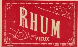 RHUM VIEUX  / LATAPIE / TOULOUSE - Rhum