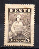 Sello Nº 131 Estonia - Estonia