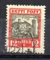 Sello Nº 88  Estonia - Estonia