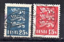 Serie  Nº 129/30  Estonia - Estonia
