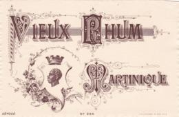 VIEUX RHUM MARTINIQUE / RARE - Rhum