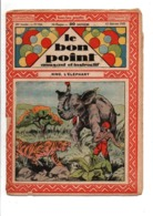 LE BON POINT AMUSANT N°946  15/1/1931  KINO L'ELEPHANT - Magazines Et Périodiques
