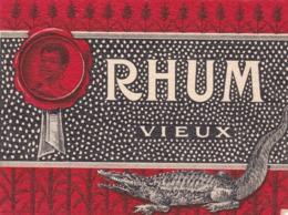 VIEUX RHUM / CROCODILE / - Rhum