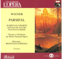 CD N°447 - LES GENIES DE L' OPERA - WAGNER - PARSIFAL - COMPILATION - Opera
