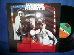 White Nights 33t Vinyle BO Du Film Original Motion Picture Soundtrack - Soundtracks, Film Music