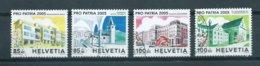 2005 Switzerland Complete Set Pro Patria Used/gebruikt/oblitere - Used Stamps