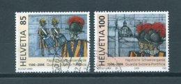 2005 Switzerland Complete Set Swiss Garde Used/gebruikt/oblitere - Used Stamps