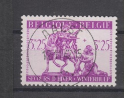 COB 611 Oblitération Centrale AALST - Used Stamps