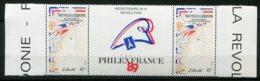 14634 NOUVELLE CALEDONIE N°579A** 40F Bicentenaire De La Révolution Française    1989    TB/TTB - Nuevos
