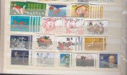 Finland Kleine Verzameling Gestempelde Zegels  Tussen Michel-nr 1317 En 1391 (periode 1995/1997 - Finland