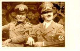 Hermann Göring Und Hitler Im Auto Ca 1940 - Politische Und Militärische Männer