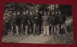 Groupe De Gendarmes - Douaniers - Portraits - Douanes ----------------- 504 - Police - Gendarmerie
