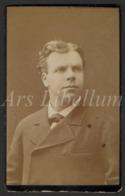 Photo-carte De Visite / CDV / Acteur / Actor / Coquelin Cadet / Acteur Français / Photographer / Nadar - Anciennes (Av. 1900)