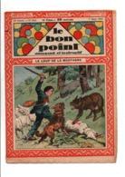 LE BON POINT AMUSANT N°1162  7/3/1935  LE LOUP DE LA MONTAGNE - Magazines Et Périodiques