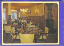 Carte Postale Pays-Bas  Hillegom  Hotel Café Restaurant  FLORA  W.J. Van Drill  Prop.  Très Beau Plan - Pays-Bas
