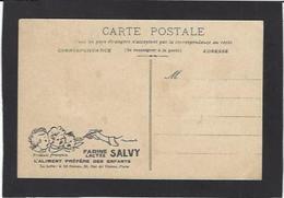 CPA Poulbot Publicité Publicitaire Réclame Farine Salvy Pipe Tabac Léo HINGRE Non Circulé - Poulbot, F.