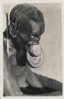 Tchad, TYPE DE FEMME SARA-KABA, Scan Recto Verso - Chad