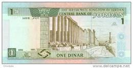 JORDAN P. 29b 1 D 1996 UNC - Jordanien