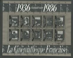 FRANCE: Obl., N°9, TB - Blocks & Kleinbögen