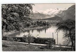 Brienz  Panorama Mit Zug - Other