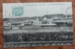 ESSONNE (91) - VUE GENERALE DES PAPETERIES - ENVIRONS DE CORBEIL - Essonnes